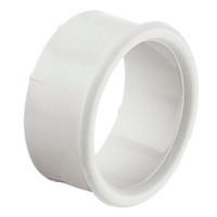 Ventilācijas gredzens 38mm, balts