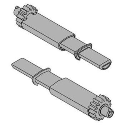 TIP-ON sinhr., savienojuma stienis (korpusam līdz 1200 mm)