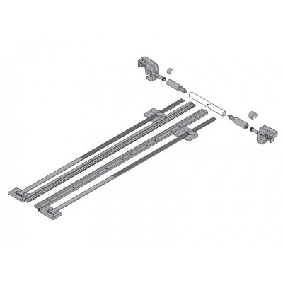 TANDEM sānu stabilizators 560Hxx no 250 mm līdz 410 mm